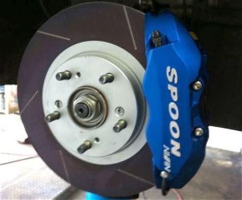 spoon sports twin block front brake caliper set