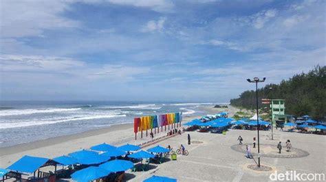 pantai panjang pantai ala gold coast  bengkulu