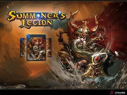 Summoner Legion Wallpapers