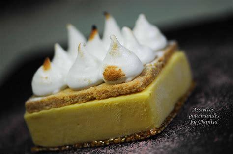 recette de cuisine gastronomique de grand chef tarte au citron recette de christophe felder