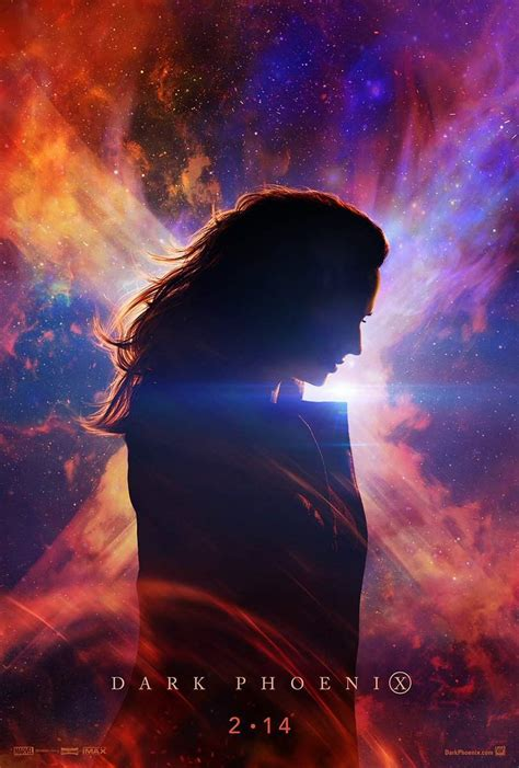 men dark phoenix poster released