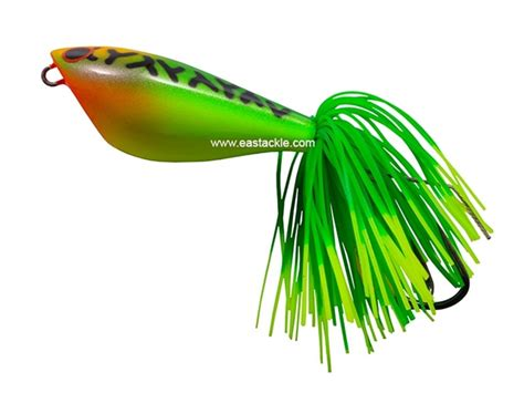 lure jump king  green parrot floating