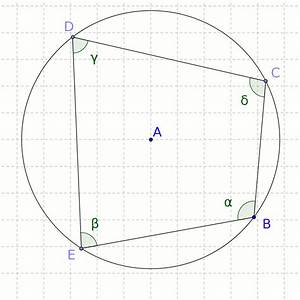 Proof  Cyclic Quadrilateral