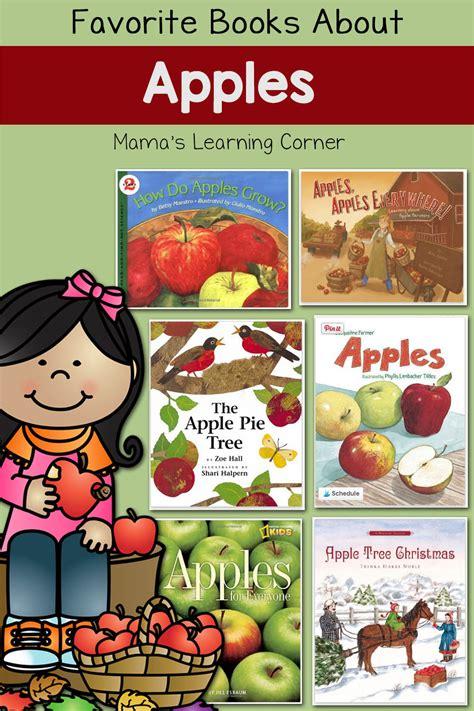 favorite books  apples mamas learning corner