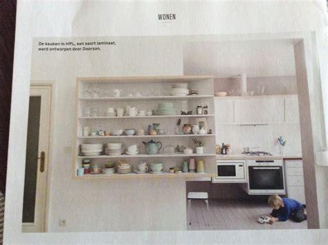 how to organize a kitchen cabinets doorzon keuken hpl huis frederik vercruysse interiores 8764