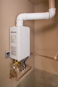 Cost Of Installing A Tankless Water Heater In California