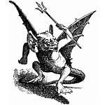 Clipart Devil Claw Evil God Freddy Freaker