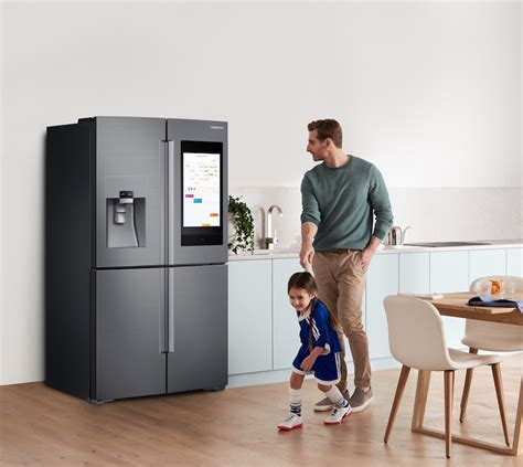 Enjoy connected living with this Samsung fridge   Home
