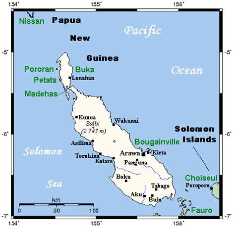 Bougainville Island - Wikipedia