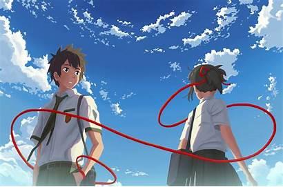 Kimi Anime Wa Mitsuha Wallpapers Nawa Miyamizu