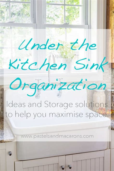 kitchen sink storage ideas the kitchen sink organizing ideas and storage solutions