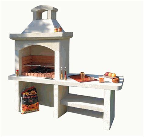 habillage hotte cuisine barbecue fixe design le barbecue design la nouvelle