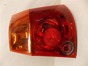 04 Chrysler Pacifica Tail Light Wiring