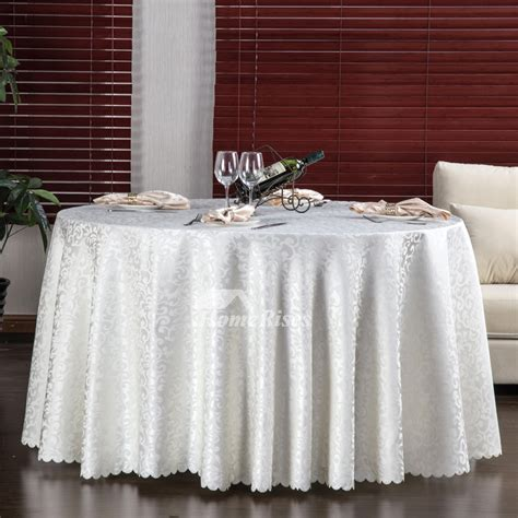 cloth tablecloths redpurplewhite round 70 inch polyester