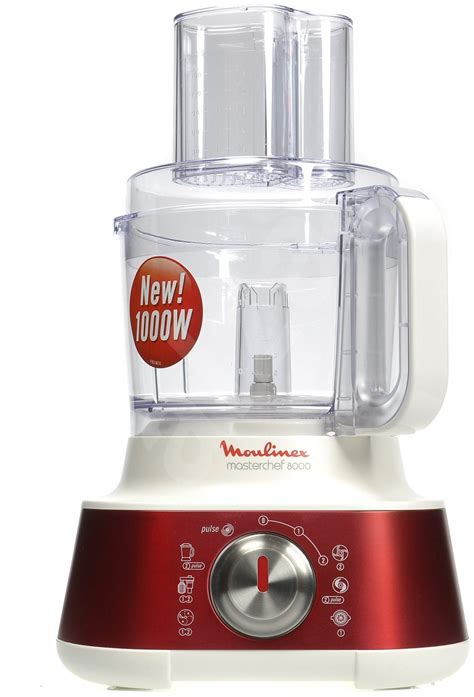 masterchef cuisine moulinex masterchef 8000 fp664g30 food processor
