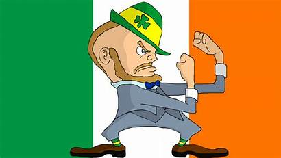 Irish Fighting Mcgregor Conor Deviantart
