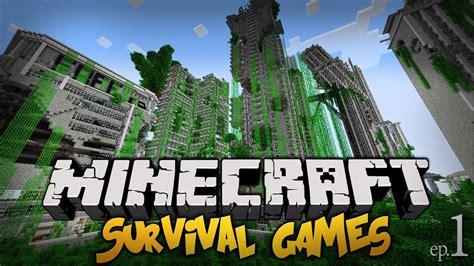 Minecraft Survival Games - Zabity z Zaskoczenia :( [#1 ...