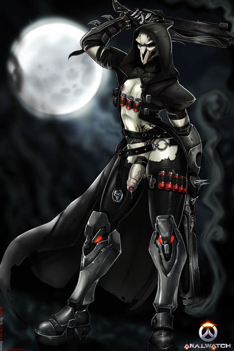 Analwatch Reaper By Therealshadman Hentai Foundry
