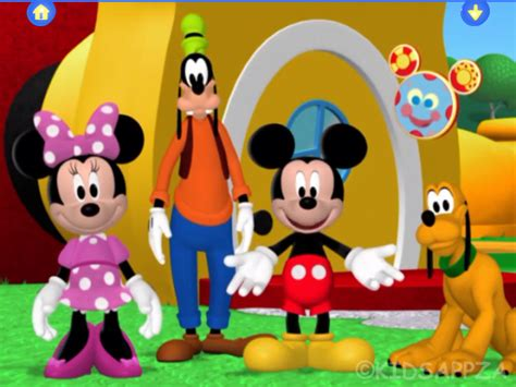mickey mouse clubhouse road rally full hd background image