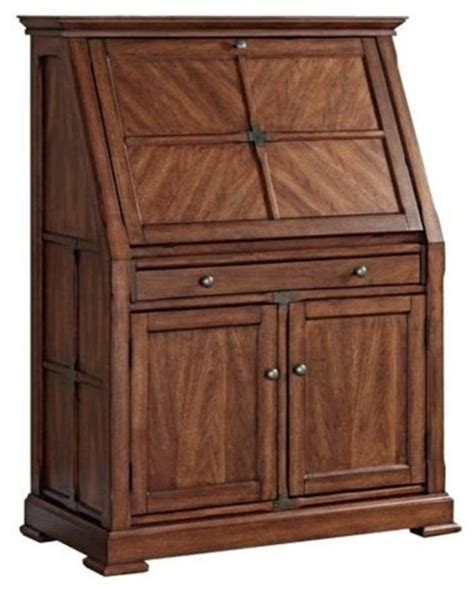 Kathy Ireland Armoire by Kathy Ireland Portland Loft Laptop Armoire Traditional