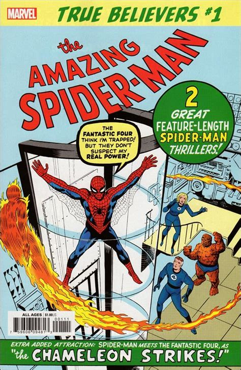 Amazing Spider-Man 1 H, Aug 2019 Comic Book by Marvel