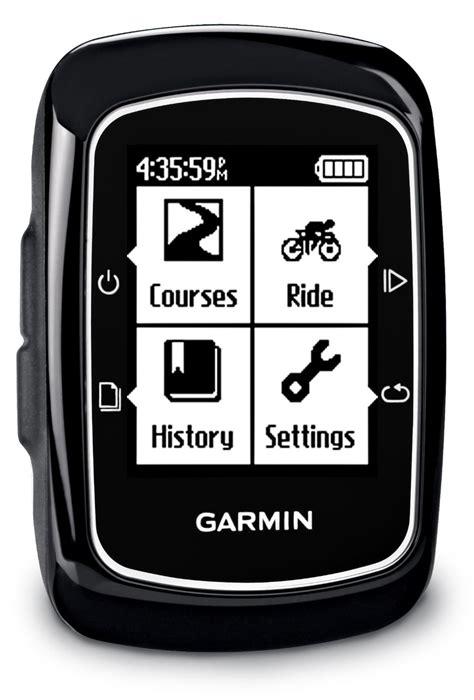 garmin fahrrad navi test garmin edge 200 im test fahrrad navigation im
