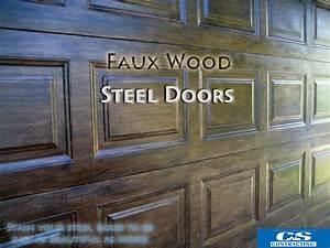 Garage Door Makeover — Best of NJ General Contractors