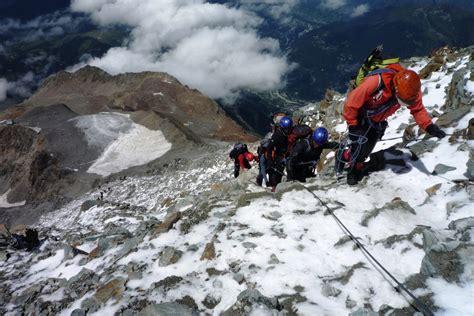 bureau technique ascension du mont blanc bureau des guides de grenoble