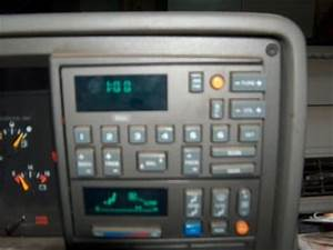 1992 Gmc Sierra Radio Won U0026 39 T Work  Electrical Problem 1992
