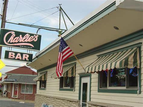 charlies bar restaurant  jersey shore