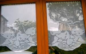 Rideaux Crochet Filet Gratuit by Model 233 Rideaux Crochet Fait Main