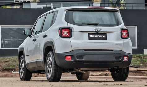 se lanzo el jeep renegade en argentina