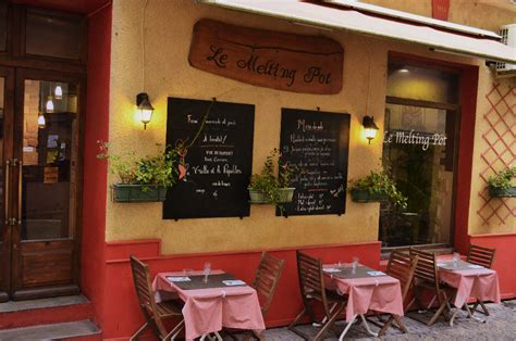 le melting pot restaurant le melting pot les vans les vans restaurant 224 les vans avis menus photos plats du jour