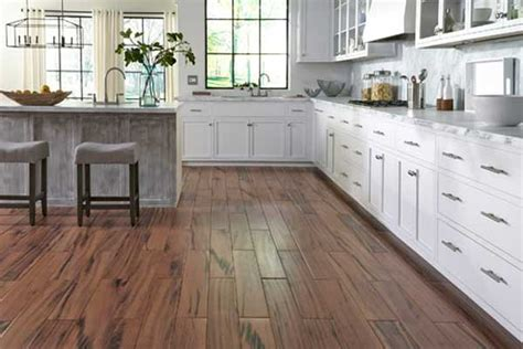 tile vs hardwood in kitchen what is the best flooring for dogs and other rambunctious 8508