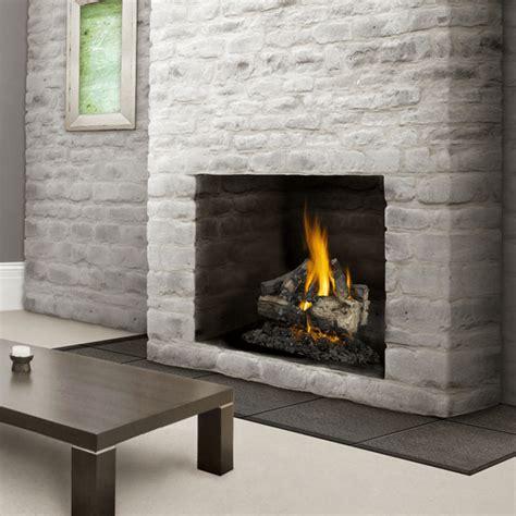 napoleon verso vented gas log set fireplace warehouse