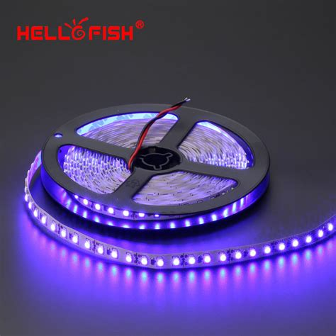 hello fish 5m high quality pcb 600 led light