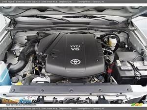 2006 Toyota Tacoma V6 Double Cab 4x4 4 0 Liter Dohc Efi Vvt