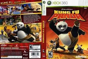 Games Covers  Kung Fu Panda