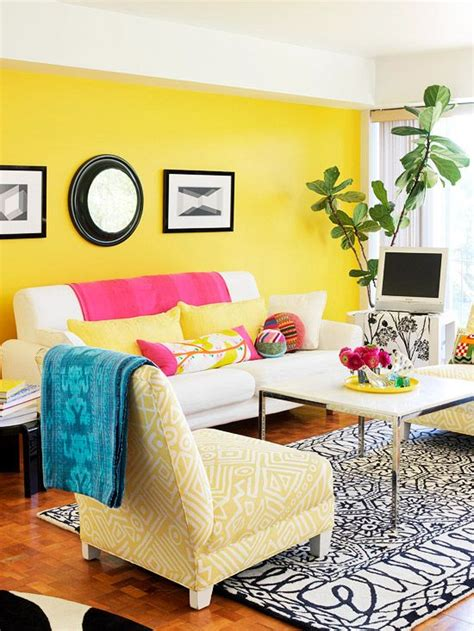 25 best ideas about yellow living rooms on