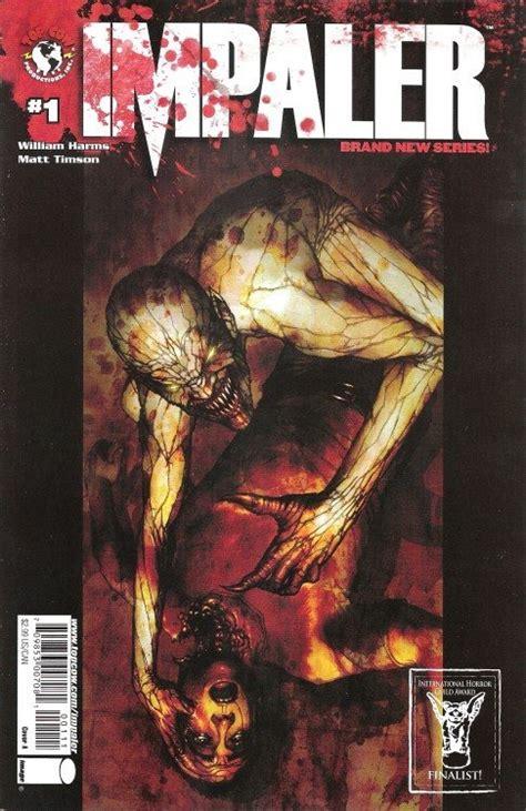 Impaler 1 (Top Cow) - ComicBookRealm.com