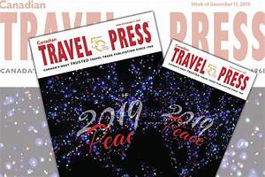 Merry Christmas From Canadian Travel Press - TravelPress
