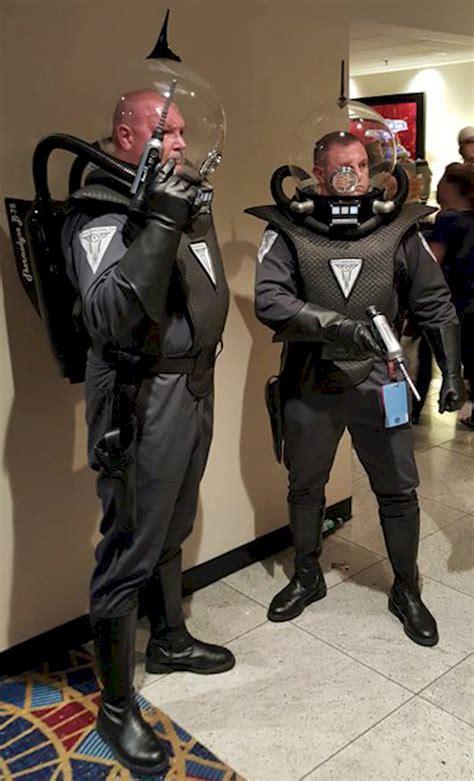 Retro Sci-Fi Spacesuit Costumes u2013 RPF Pulse