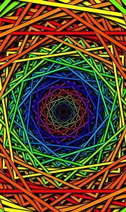 Trippy 3D Wallpaper (67+ pictures)