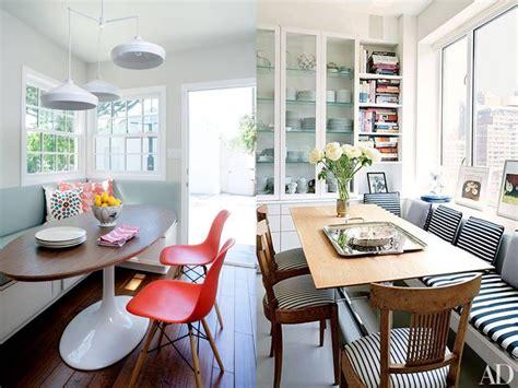 banquette salle à manger combat des styles banquette de salle 224 manger buk nola d 233 coration en 2019 table