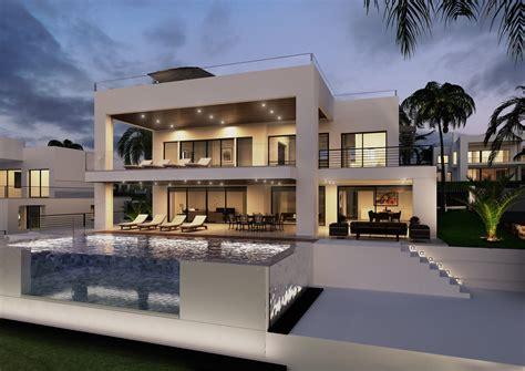 Moderne Luxe Villa`s Te Koop Marbella Spanje  Spanje Specials