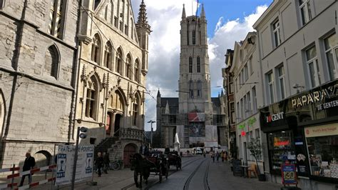 Old Town & Graffiti Street : Ghent   Visions of Travel