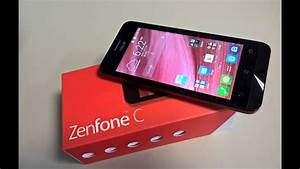 Unboxing Asus Zenfone C Z007 Zc451cg Review
