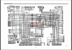 Hyundai Heavy Equipment 2014 Service Manuals
