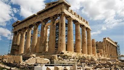 Ancient Greece Parthenon Wallpapers Myspace Backgrounds Hipwallpaper