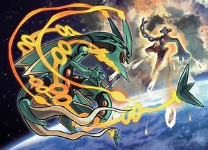 """Deoxys vs. Rayquaza: The """"Delta Episode"""" announced for ..."""